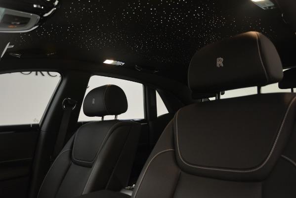 New 2019 Rolls-Royce Ghost for sale $362,950 at Rolls-Royce Motor Cars Greenwich in Greenwich CT 06830 26