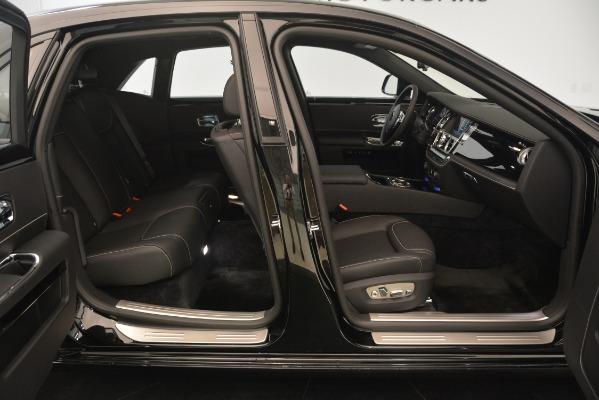 New 2019 Rolls-Royce Ghost for sale $362,950 at Rolls-Royce Motor Cars Greenwich in Greenwich CT 06830 27