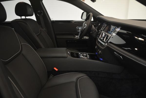 New 2019 Rolls-Royce Ghost for sale $362,950 at Rolls-Royce Motor Cars Greenwich in Greenwich CT 06830 28