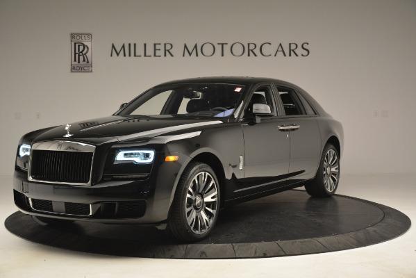 New 2019 Rolls-Royce Ghost for sale $362,950 at Rolls-Royce Motor Cars Greenwich in Greenwich CT 06830 3