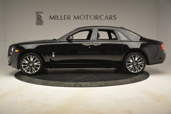 New 2019 Rolls-Royce Ghost for sale $362,950 at Rolls-Royce Motor Cars Greenwich in Greenwich CT 06830 4