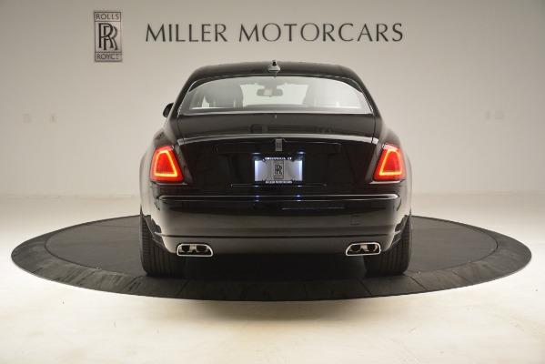 New 2019 Rolls-Royce Ghost for sale $362,950 at Rolls-Royce Motor Cars Greenwich in Greenwich CT 06830 7