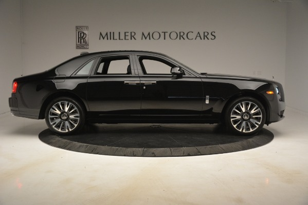 New 2019 Rolls-Royce Ghost for sale $362,950 at Rolls-Royce Motor Cars Greenwich in Greenwich CT 06830 9