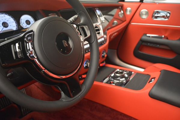 New 2019 Rolls-Royce Wraith for sale Sold at Rolls-Royce Motor Cars Greenwich in Greenwich CT 06830 18