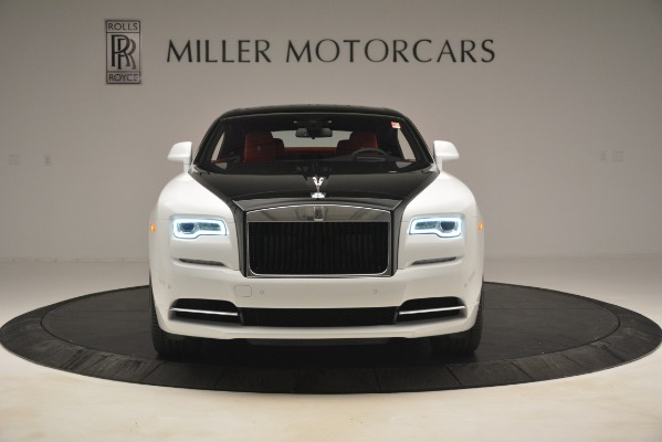 New 2019 Rolls-Royce Wraith for sale Sold at Rolls-Royce Motor Cars Greenwich in Greenwich CT 06830 2
