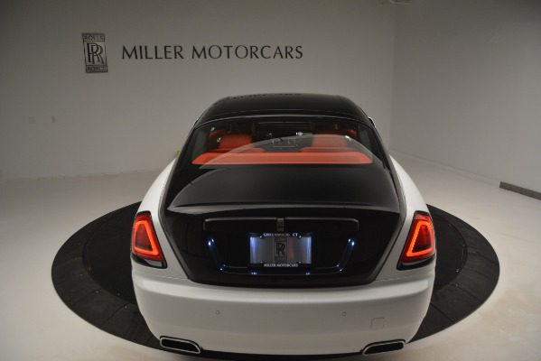 New 2019 Rolls-Royce Wraith for sale Sold at Rolls-Royce Motor Cars Greenwich in Greenwich CT 06830 26