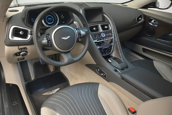 Used 2017 Aston Martin DB11 V12 Coupe for sale Sold at Rolls-Royce Motor Cars Greenwich in Greenwich CT 06830 13