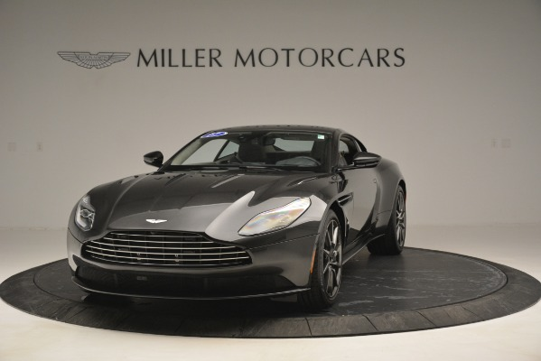Used 2017 Aston Martin DB11 V12 Coupe for sale Sold at Rolls-Royce Motor Cars Greenwich in Greenwich CT 06830 2