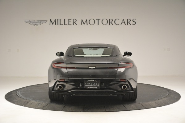 Used 2017 Aston Martin DB11 V12 Coupe for sale Sold at Rolls-Royce Motor Cars Greenwich in Greenwich CT 06830 6