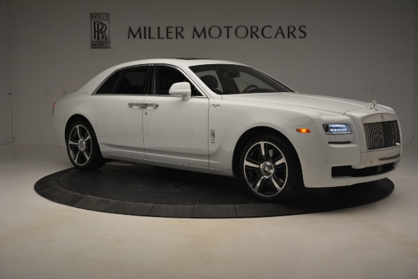 Used 2014 Rolls-Royce Ghost V-Spec for sale Sold at Rolls-Royce Motor Cars Greenwich in Greenwich CT 06830 10