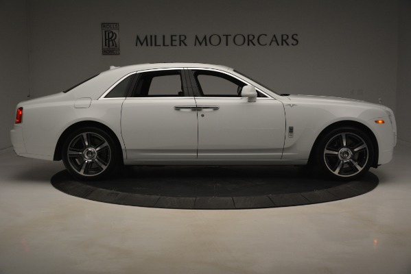 Used 2014 Rolls-Royce Ghost V-Spec for sale Sold at Rolls-Royce Motor Cars Greenwich in Greenwich CT 06830 11