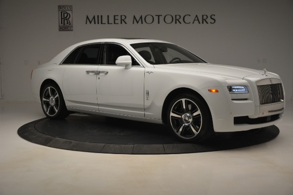 Used 2014 Rolls-Royce Ghost V-Spec for sale Sold at Rolls-Royce Motor Cars Greenwich in Greenwich CT 06830 12