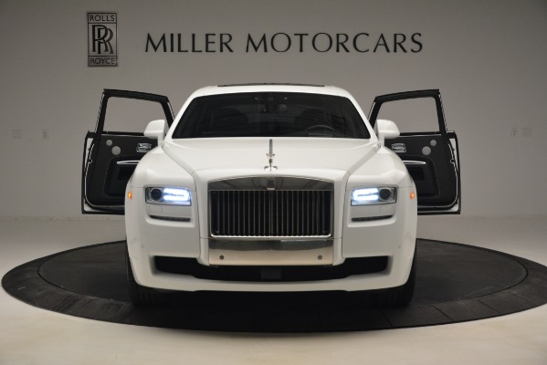 Used 2014 Rolls-Royce Ghost V-Spec for sale Sold at Rolls-Royce Motor Cars Greenwich in Greenwich CT 06830 13
