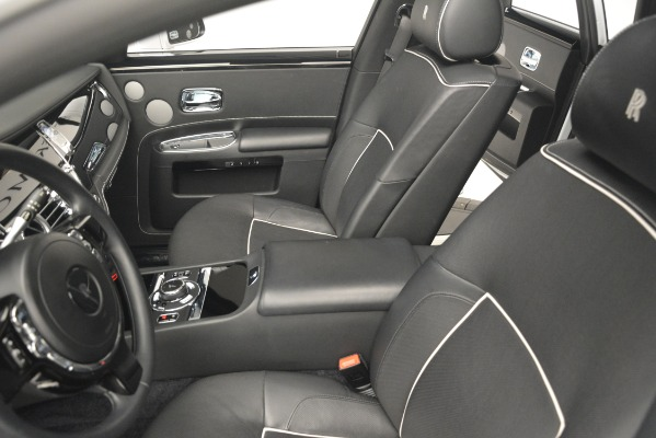 Used 2014 Rolls-Royce Ghost V-Spec for sale Sold at Rolls-Royce Motor Cars Greenwich in Greenwich CT 06830 17
