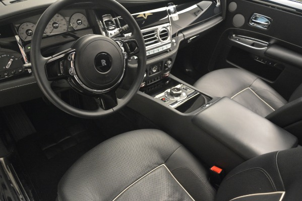 Used 2014 Rolls-Royce Ghost V-Spec for sale Sold at Rolls-Royce Motor Cars Greenwich in Greenwich CT 06830 26