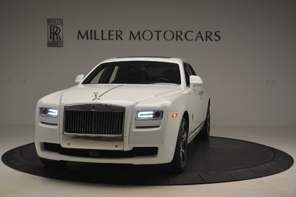 Used 2014 Rolls-Royce Ghost V-Spec for sale Sold at Rolls-Royce Motor Cars Greenwich in Greenwich CT 06830 3