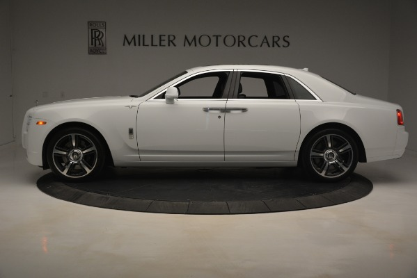 Used 2014 Rolls-Royce Ghost V-Spec for sale Sold at Rolls-Royce Motor Cars Greenwich in Greenwich CT 06830 4