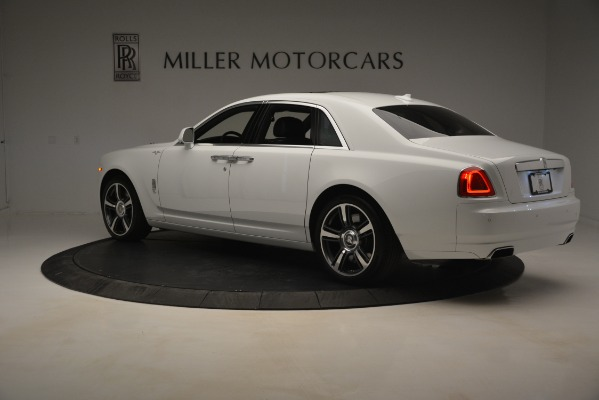 Used 2014 Rolls-Royce Ghost V-Spec for sale Sold at Rolls-Royce Motor Cars Greenwich in Greenwich CT 06830 5