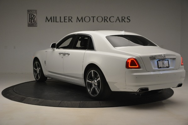 Used 2014 Rolls-Royce Ghost V-Spec for sale Sold at Rolls-Royce Motor Cars Greenwich in Greenwich CT 06830 6