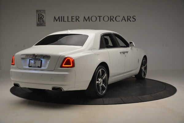 Used 2014 Rolls-Royce Ghost V-Spec for sale Sold at Rolls-Royce Motor Cars Greenwich in Greenwich CT 06830 8