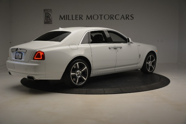 Used 2014 Rolls-Royce Ghost V-Spec for sale Sold at Rolls-Royce Motor Cars Greenwich in Greenwich CT 06830 9