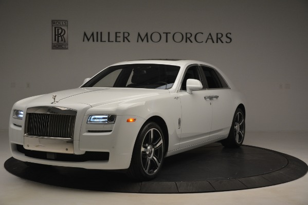 Used 2014 Rolls-Royce Ghost V-Spec for sale Sold at Rolls-Royce Motor Cars Greenwich in Greenwich CT 06830 1
