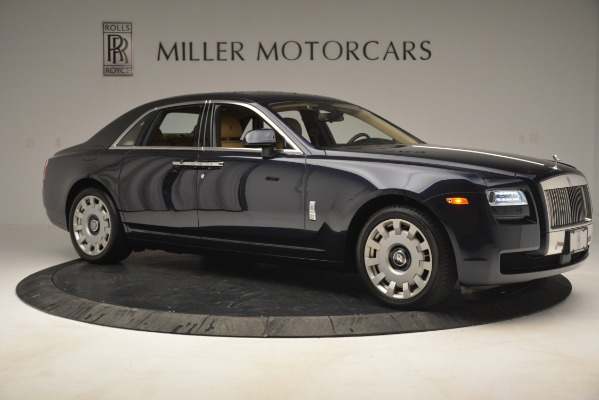 Used 2014 Rolls-Royce Ghost for sale Sold at Rolls-Royce Motor Cars Greenwich in Greenwich CT 06830 10