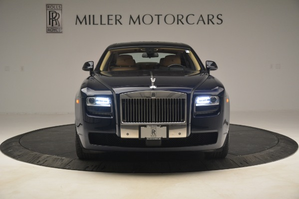 Used 2014 Rolls-Royce Ghost for sale Sold at Rolls-Royce Motor Cars Greenwich in Greenwich CT 06830 12