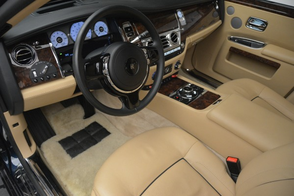 Used 2014 Rolls-Royce Ghost for sale Sold at Rolls-Royce Motor Cars Greenwich in Greenwich CT 06830 15