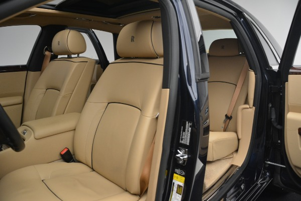 Used 2014 Rolls-Royce Ghost for sale Sold at Rolls-Royce Motor Cars Greenwich in Greenwich CT 06830 17