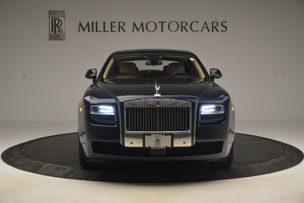Used 2014 Rolls-Royce Ghost for sale Sold at Rolls-Royce Motor Cars Greenwich in Greenwich CT 06830 2