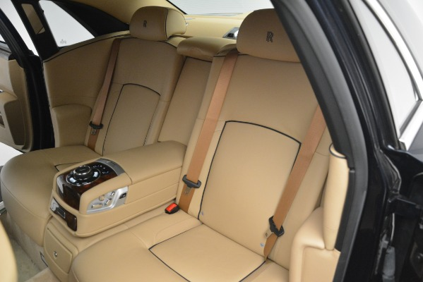 Used 2014 Rolls-Royce Ghost for sale Sold at Rolls-Royce Motor Cars Greenwich in Greenwich CT 06830 21