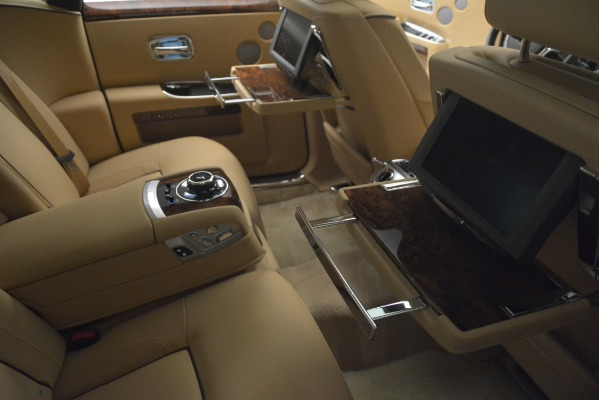 Used 2014 Rolls-Royce Ghost for sale Sold at Rolls-Royce Motor Cars Greenwich in Greenwich CT 06830 22
