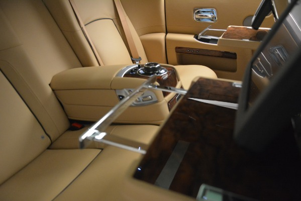 Used 2014 Rolls-Royce Ghost for sale Sold at Rolls-Royce Motor Cars Greenwich in Greenwich CT 06830 24