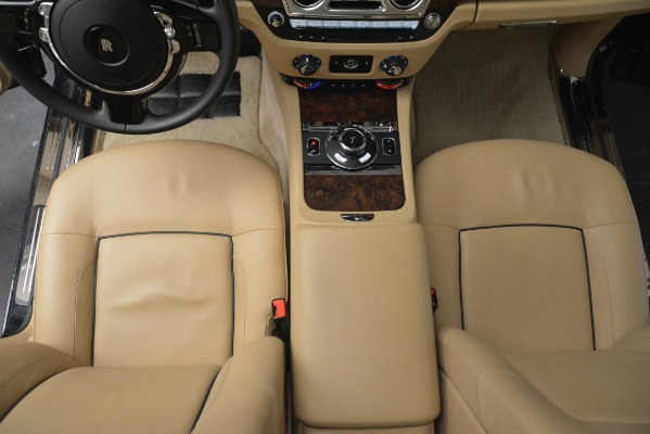 Used 2014 Rolls-Royce Ghost for sale Sold at Rolls-Royce Motor Cars Greenwich in Greenwich CT 06830 27