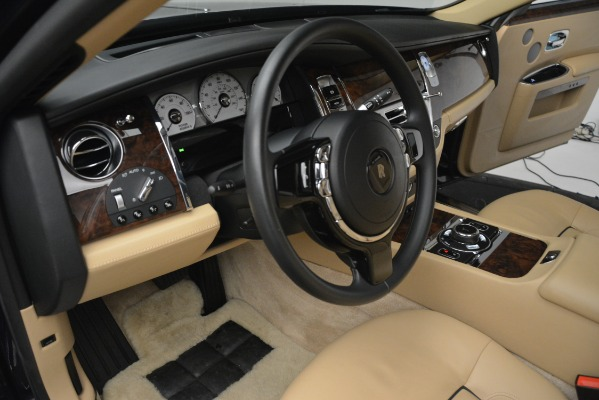 Used 2014 Rolls-Royce Ghost for sale Sold at Rolls-Royce Motor Cars Greenwich in Greenwich CT 06830 28