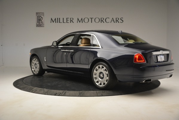 Used 2014 Rolls-Royce Ghost for sale Sold at Rolls-Royce Motor Cars Greenwich in Greenwich CT 06830 5
