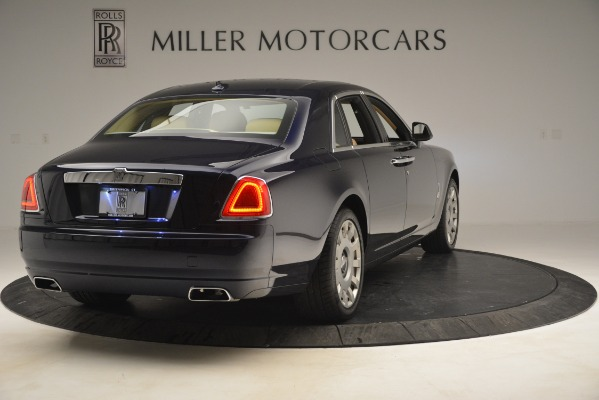Used 2014 Rolls-Royce Ghost for sale Sold at Rolls-Royce Motor Cars Greenwich in Greenwich CT 06830 7