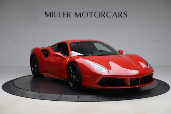 Used 2018 Ferrari 488 GTB for sale $245,900 at Rolls-Royce Motor Cars Greenwich in Greenwich CT 06830 11