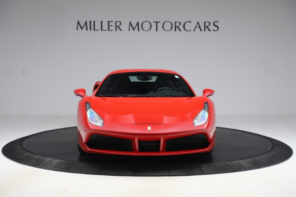 Used 2018 Ferrari 488 GTB for sale $245,900 at Rolls-Royce Motor Cars Greenwich in Greenwich CT 06830 12