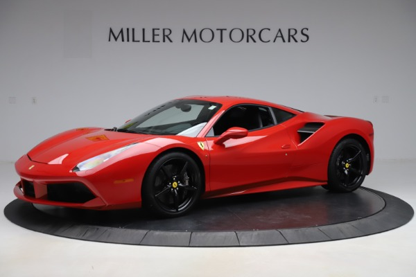 Used 2018 Ferrari 488 GTB for sale $245,900 at Rolls-Royce Motor Cars Greenwich in Greenwich CT 06830 2