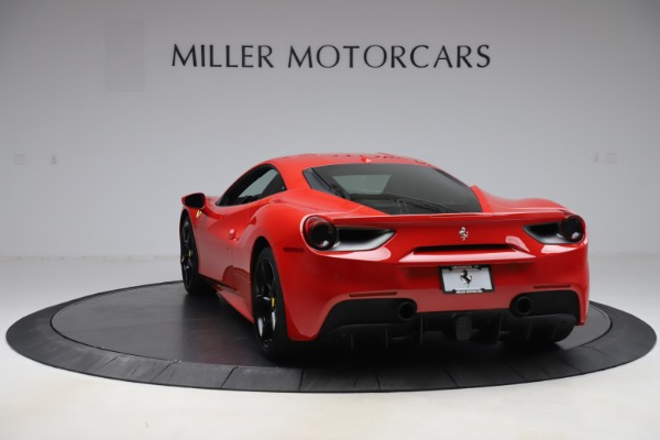 Used 2018 Ferrari 488 GTB for sale $245,900 at Rolls-Royce Motor Cars Greenwich in Greenwich CT 06830 5
