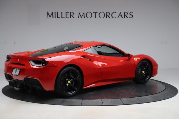 Used 2018 Ferrari 488 GTB for sale $245,900 at Rolls-Royce Motor Cars Greenwich in Greenwich CT 06830 8