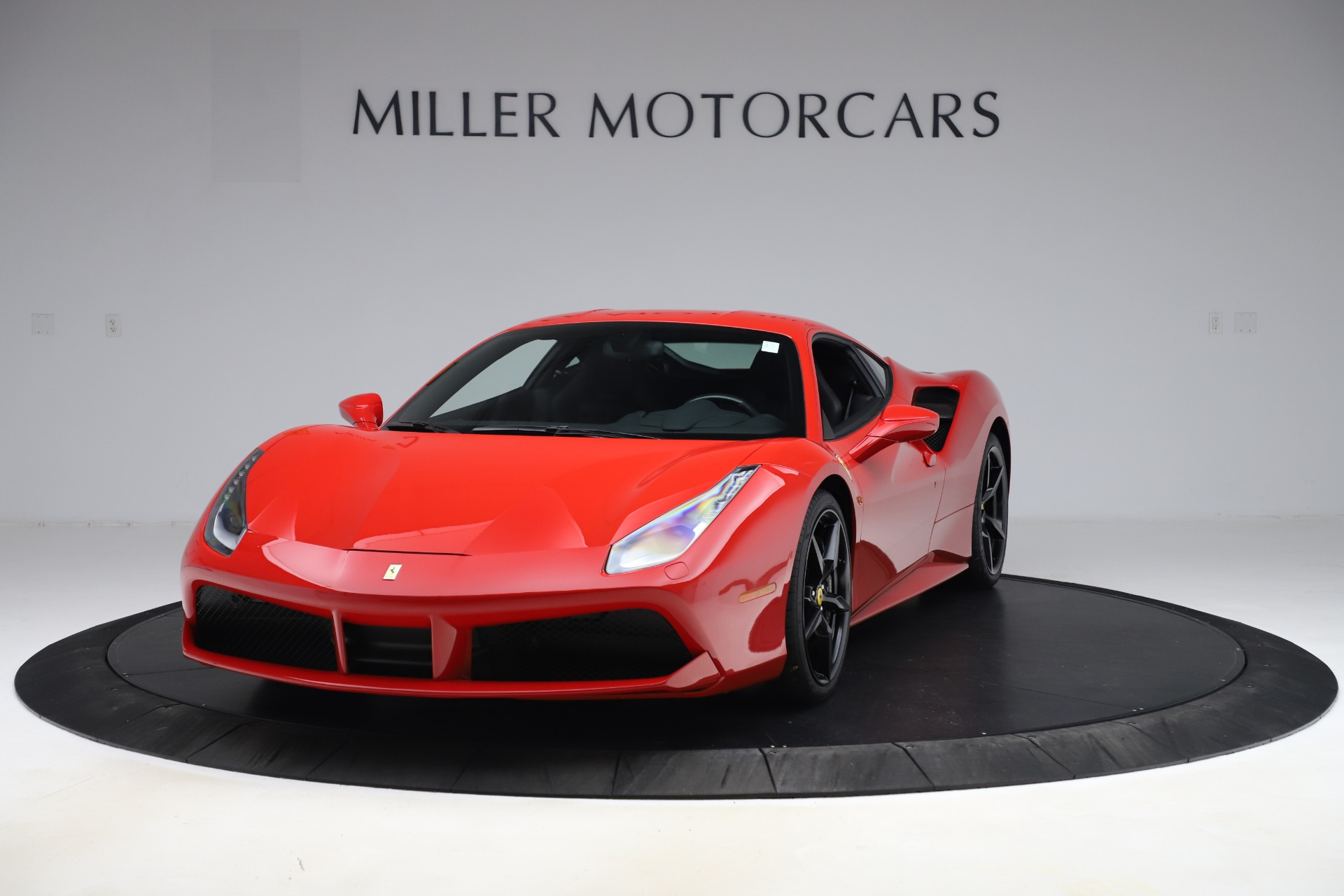 Used 2018 Ferrari 488 GTB for sale $245,900 at Rolls-Royce Motor Cars Greenwich in Greenwich CT 06830 1