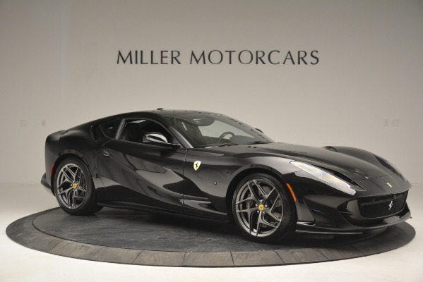 Used 2018 Ferrari 812 Superfast for sale $359,900 at Rolls-Royce Motor Cars Greenwich in Greenwich CT 06830 10