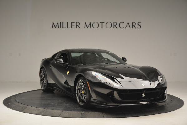Used 2018 Ferrari 812 Superfast for sale $359,900 at Rolls-Royce Motor Cars Greenwich in Greenwich CT 06830 11