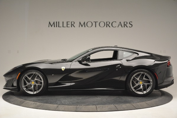Used 2018 Ferrari 812 Superfast for sale $359,900 at Rolls-Royce Motor Cars Greenwich in Greenwich CT 06830 3