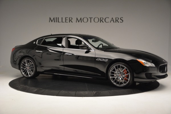Used 2015 Maserati Quattroporte GTS for sale Sold at Rolls-Royce Motor Cars Greenwich in Greenwich CT 06830 10
