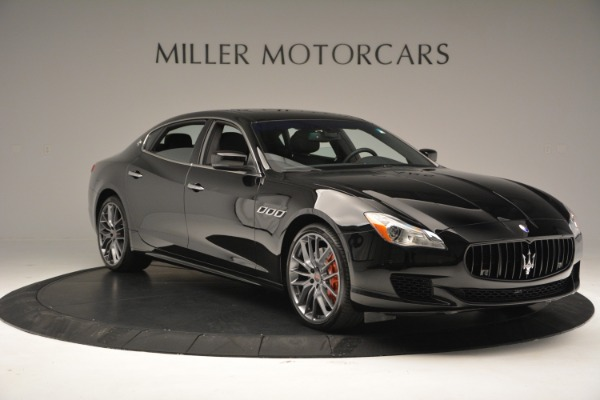 Used 2015 Maserati Quattroporte GTS for sale Sold at Rolls-Royce Motor Cars Greenwich in Greenwich CT 06830 11