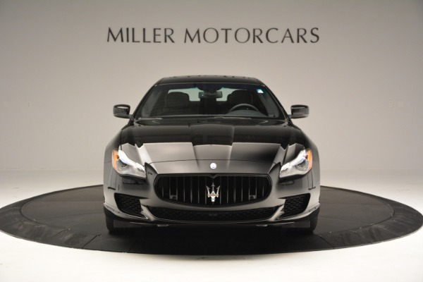 Used 2015 Maserati Quattroporte GTS for sale Sold at Rolls-Royce Motor Cars Greenwich in Greenwich CT 06830 12